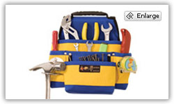 Builders' Nail and Tool Bag